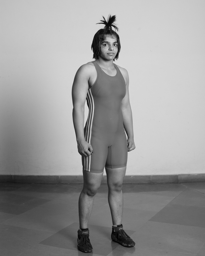 Copy of Prarthna Singh, Sakshi. Image from her series The Wrestlers, 2015.jpg
