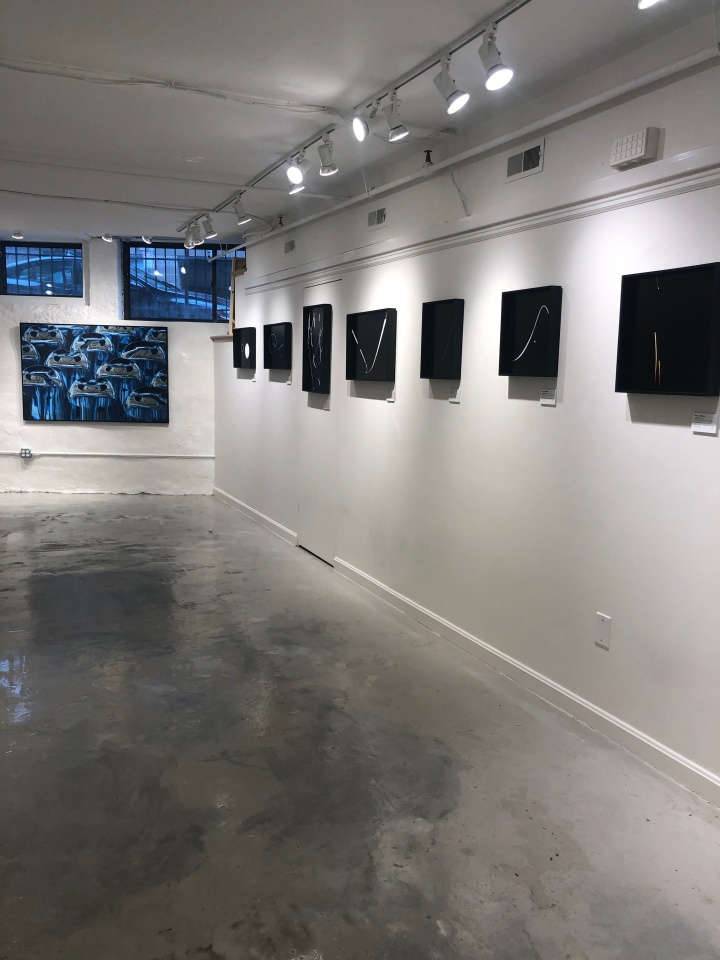 A Tour of Perception Abstraction at Beacon Gallery